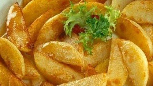 Как приготовить вкусные картофельные язычки?
