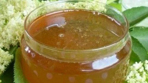 Вкуснейший мед из цветочков бузины